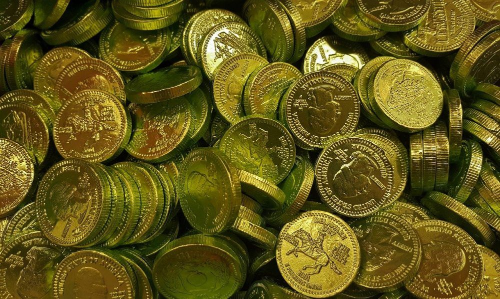 monedas de oro para invertir